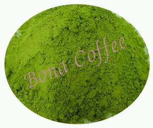 Matcha green tea 500g.