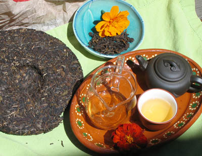 Puer Tea 350g 1 pc