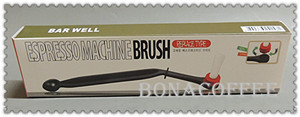 Espresso Machine brush set