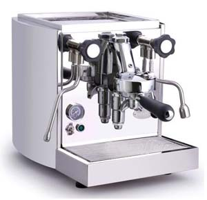 E61 shuttle espresso machine