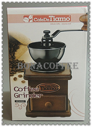 Tiamo manual  coffee grinder