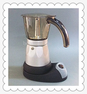 Electic moka pot maker